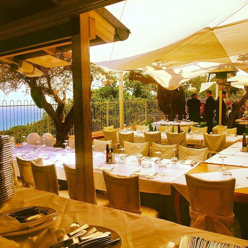 Il ristorante della rosa a sirolo lovely ancona - Ristorante il giardino ancona ...