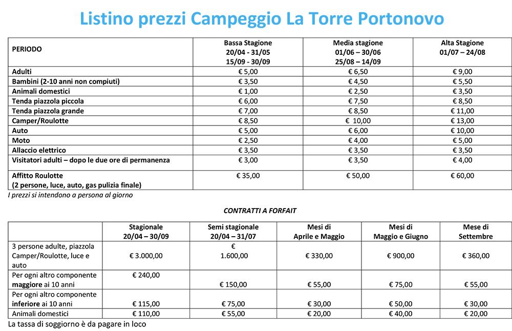 campeggio-la-torre-portnovo-prezzi