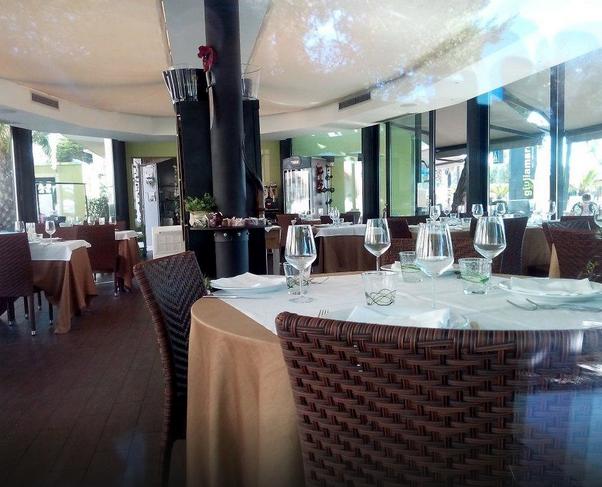 Il ristorante di giulia mare a numana lovely ancona - Ristorante il giardino ancona ...