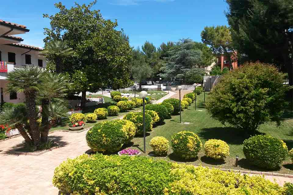 Hotel giardino numana lovely ancona